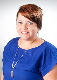 Jeanet Cordero, Client Services Associate
