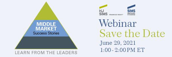 Webinar Save the Date